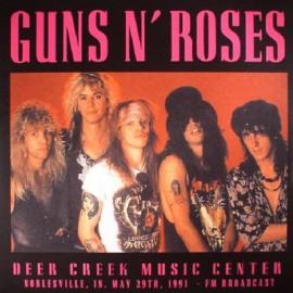 GUNS N' ROSES : LPx2 Deer Creek Music Center