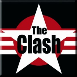 CLASH (the) - MAGNET : Star  Stripes
