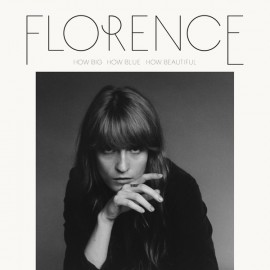 FLORENCE AND THE MACHINE : CD How Big, How Blue, How Beautiful