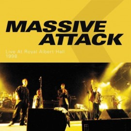 MASSIVE ATTACK : LPx2 Live At Royal Albert Hall 1998
