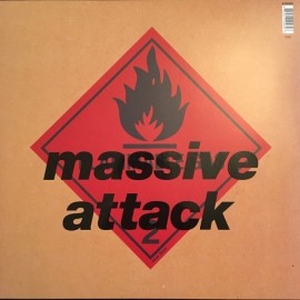 MASSIVE ATTACK : LP Blue Lines