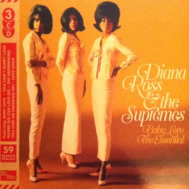 ROSS Diana And The Supremes  : CDx3 Baby Love