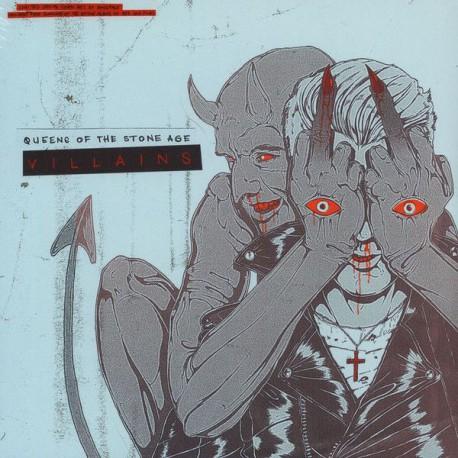 QUEENS OF THE STONE AGE : LPx2 Villains