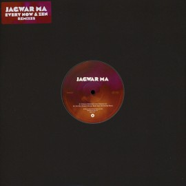 "JAGWAR MA : 12""EP Every Now & Zen Remixes"