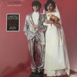 SPARKS : LP+CD Angst In My Pants (Limited Edition)