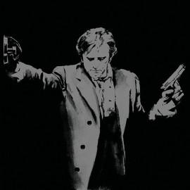MORRICONE Ennio : LP Un Uomo Da Rispettare