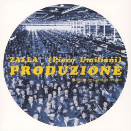 """ZALLA  (Umiliani Piero) : 12""""EP Produzione"""