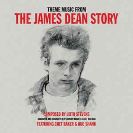 "BAKER Chet / SHANK Bud : LP Theme Music From ""The James Dean Story"""
