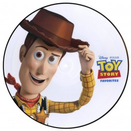 """NEWMAN Randy : 12""""EP Picture Toy Story Favorites"""