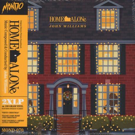 WILLIAMS John : LPx2 Home Alone