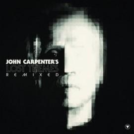 CARPENTER John : LP Lost Themes Remixed