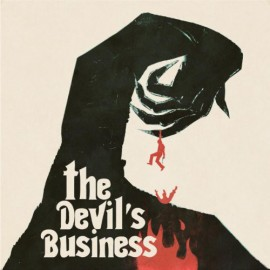 GREAVES Justin : LP The Devil's Business