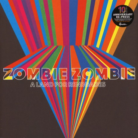 ZOMBIE ZOMBIE : LP A Land For Renegades