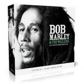 MARLEY Bob : CDx6 Collection