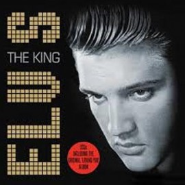 PRESLEY Elvis : CDx2 Elvis The King