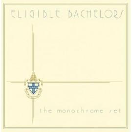 MONOCHROME SET (the) : LP Eligible Bachelors