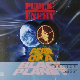 PUBLIC ENEMY : CDx2 Fear Of A Black Planet