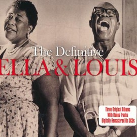 FITZGERALD Ella & ARMSTRONG Louis : CDx3 The Definitive