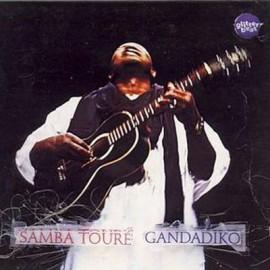 TOURE Samba : LP Gandadiko