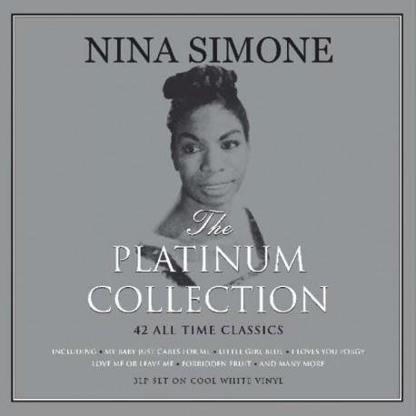 SIMONE Nina : LPx3 The Platinum Collection - 42 All Time Classics