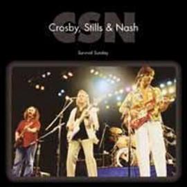 CROSBY, STILL & NASH : LPx2 Survival Sunday 1980 Live Benefit Bc