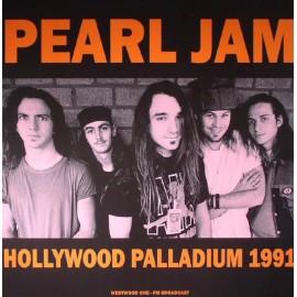 PEARL JAM : LP Hollywood Palladium 1991