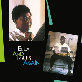 FITZGERALD Ella & ARMSTRONG Louis : LPx2  Ella And Louis Again : Volume One