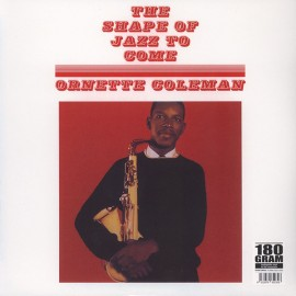COLEMAN Ornette : LP The Shape Of Jazz To Come