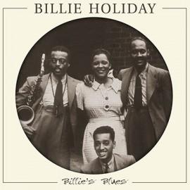 HOLIDAY Billie : LP Picture Billie's Blues