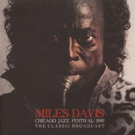 MILES DAVIS : LPx2 Chicago Jazz Festival 1990