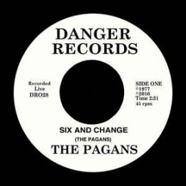 PAGANS (the) : Six And Change
