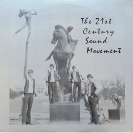 21st CENTURY SOUND MOVEMENT (the) : LP The 21st Century Sound Movement