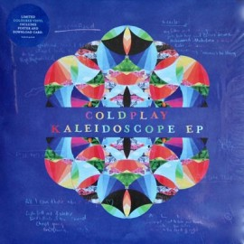 "COLDPLAY : 12""EP Kaleidoscope EP"