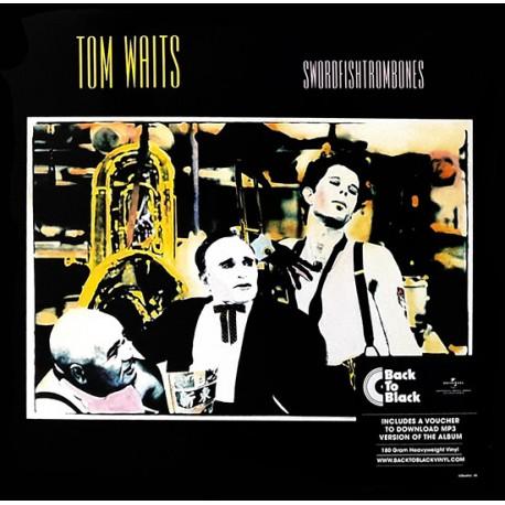 WAITS Tom : LP Swordfishtrombones