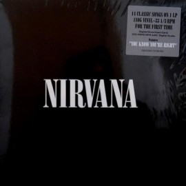 NIRVANA : LP Nirvana