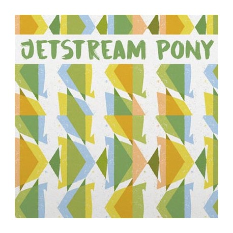 JETSTREAM PONY : Like You Less