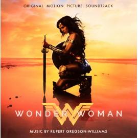 GREGSON-WILLIAMS Rupert : LPx2 Wonder Woman