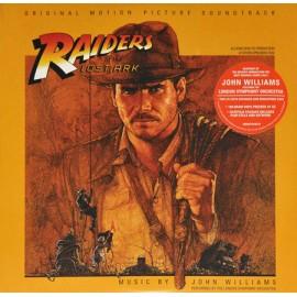 WILLIAMS John : LPx2 Raiders Of The Lost Ark