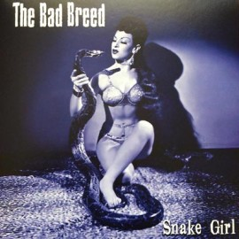 "BAD BREED (the) : 10""EP Snake Girl"