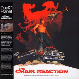 WILSON Andrew Thomas : LP The Chain Reasction