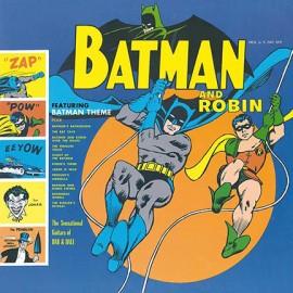 SUN RA & THE BLUES PROJECT : LP Play Batman And Robin (Gatefold)