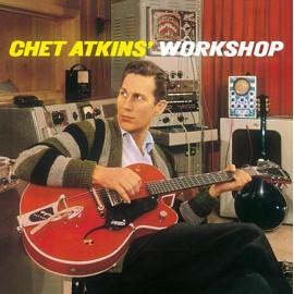 CHET ATKINS : LP Chet Atkins' Workshop