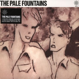 PALE FOUNTAINS (the) : LP+CD Something On My Mind
