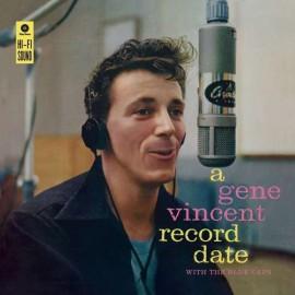 VINCENT Gene : LP A Gene Vincent Record Date