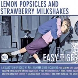 VARIOUS : CDx3 Lemon Popsicles And Strawberry Milkshakes : Easy Tiger