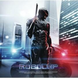 BROMFMAN Pedro : CD Robocop