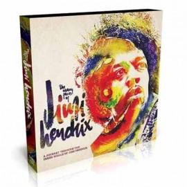 JIMI HENDRIX : CDx3 The Many Faces Of Jimi Handrix