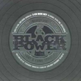 VARIOUS : CDx3 Black Power - Soul And Funk Trilogy