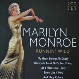 MONROE Marilyn : CDx2 Runnin' Wild