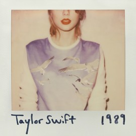 SWIFT Taylor : CD 1989